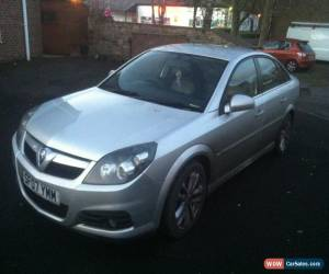 Classic 2007 VAUXHALL VECTRA SRI CDTI 150 A SILVER for Sale