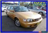 Classic 2000 Toyota Corolla AE112R Ultima Gold Manual 5sp M Sedan for Sale