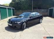 BMW 318I sport long MOT FSH for Sale