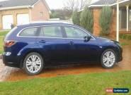 Mazda 6 diesel Wagon for Sale