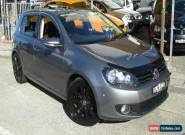 2009 Volkswagen Golf 1K MY10 103 TDI Comfortline Charcoal Automatic 6sp A for Sale