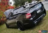 Classic 2011 Holden VE SS V Utility Extended cab Series 2 V8 6L for Sale