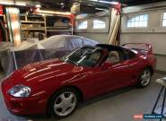 Toyota: Supra Twin Turbo Targa Top for Sale