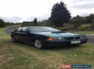 1993-BMW-318i-E36-Sedan-4dr-Auto-4sp-1-8i for Sale