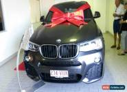 2015 BMW X4, automatic, for Sale