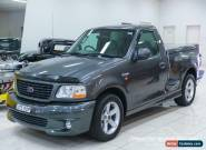 2003 Ford F150 SVT LIGHTNING Grey Automatic A Utility for Sale