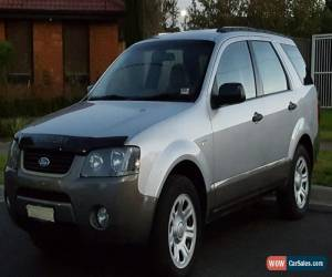 Classic 2004 ford territory  seven seater well looked after  long rego for Sale