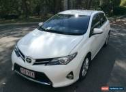 2014 Toyota Corolla ZRE182R Ascent Sport White Automatic 7sp A Hatchback for Sale