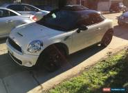 Flawless 2013 MINI Cooper S Coupe R58 1.6T - 22,000KM for Sale