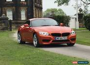 BMW Z4 2.0i M SPORT SDRIVE 2014 (64) LOW MILES DAMAGED REPAIRED L@@K for Sale