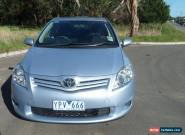 2011 TOYOTA COROLLA SPORT ZRE15 ASCENT,3km ONLY + REGO & with RWC for Sale