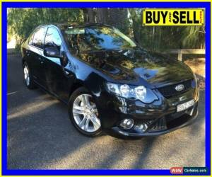 Classic 2010 Ford Falcon FG XR6 Black Automatic 5sp A Sedan for Sale
