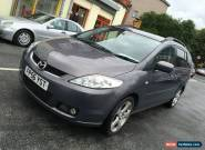 2006 MAZDA 5 2.0 SPORT D GREY NON RUNNER for Sale