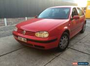 volkswagen golf 2003  WITH LOTS OF REGISTRATION for Sale