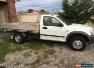 Holden Rodeo 2006 for Sale