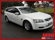 2008 Holden Commodore White Automatic A Wagon for Sale