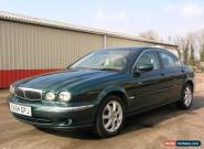 2004 JAGUAR X-TYPE 2.0D SE SALOON CAR for Sale