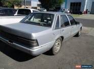 Holden Commodore VL sedan VR V8 308 5LT EFI T5 SPEED RUSTY BOOT FLOOR CALAIS MAG for Sale
