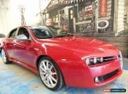 2008 Alfa Romeo 159 JTD Ti Red Automatic 6sp A Sedan for Sale