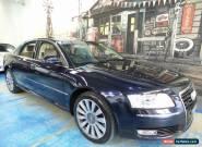 2009 Audi A8 D3 MY2009 TDI Quattro Dark Blue Automatic 6sp A Sedan for Sale