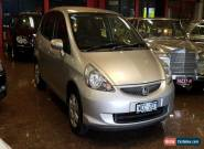 2007 Honda Jazz MY06 VTi Silver Automatic 7sp A Hatchback for Sale