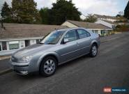 2004 FORD MONDEO ZETEC TDCI 130 SILVER for Sale