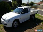 Holden Commodore One Tonner 2005 for Sale