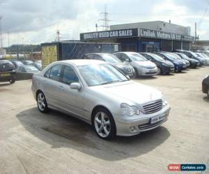 Classic Mercedes-Benz C220 2.1TD auto 2006MY CDI Avantgarde SE for Sale