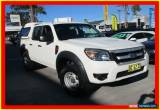 Classic 2009 Ford Ranger PK XL White Automatic 5sp A 4D UTILITY for Sale