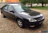 Classic 2006 FORD MONDEO ZETEC BLACK 1.8 PETROL NEEDS CLUCH REPAIR for Sale