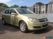 2004 (54) VAUXHALL ASTRA CLUB TWINPORT 1.6 12 MONTHS MOT  for Sale