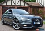 Classic 2012 Audi A4 2.0 TDI Black Edition 4dr for Sale