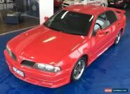 2002 Mitsubishi Magna Vrx Sedan - Automatic for Sale