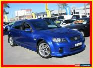 2006 Holden Commodore VE SV6 Blue Automatic 5sp A Sedan for Sale