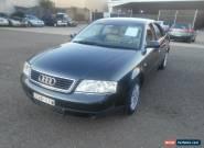 1998 Audi A6 2.4 V6 Blue Automatic 5sp A Sedan for Sale