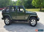 2008 Jeep Wrangler SAHARA for Sale