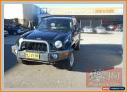 2004 Jeep Cherokee KJ Sport (4x4) Black Automatic 4sp A Wagon for Sale