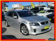 2008 Holden Commodore VE MY09 SV6 Silver Automatic 5sp A Wagon for Sale