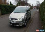 2010 Ford Galaxy 2.0 TDCi Zetec Powershift Automatic / Gearbox Fault REPAIRABLE  for Sale