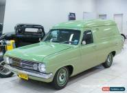 1966 Holden HR Special Finisterre Green Manual M Wagon for Sale