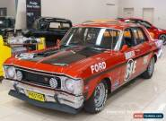 1969 Ford Falcon XW GT Red Manual 4sp M Sedan for Sale