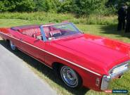 Chevrolet: Impala 2 dr Convertible for Sale