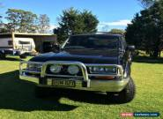 TOYOTA LANDCRUISER 80 SERIES GXL 4 X4 AUTO 1996 for Sale