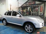 2004 Porsche Cayenne 9PA S Silver Automatic 6sp A Wagon for Sale