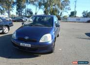 1999 Toyota Echo NCP10R Blue Automatic 4sp A Hatchback for Sale