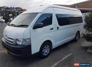 2005 Toyota Hiace TRH223R Commuter White Automatic 4sp A Bus for Sale