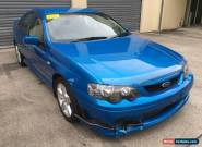 FORD FALCON XR6 5 SPEED MANUAL DAMAGED STATUTORY WRITE OFF for Sale