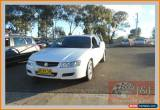 Classic 2006 Holden Crewman VZ S White Automatic 4sp A Crewcab for Sale
