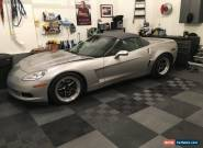 Chevrolet: Corvette C6 Convertible, Supercharged, 1000 RWHP for Sale