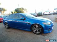 2010 HOLDEN VEII COMMODORE SS 6 SP AUTO IMMACULATE CONDITION for Sale